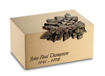 Bronze & Pewter Urn Collection