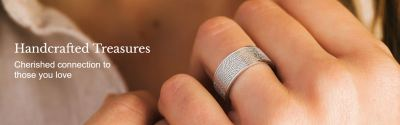 LegacyTouch Fingerprint Jewelry and Keepsakes