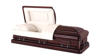 Wood & Veneer Burial Caskets