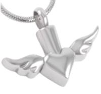179: Silver winged heart