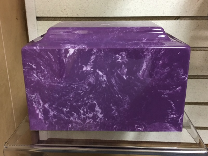 Kenzy Marble Composite Urn