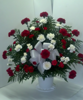 Traditional Funeral Basket