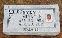 The Monument of Ricky J. Miracle