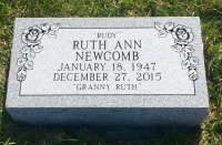 The Monument of Ruth Ann