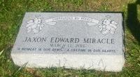 The Monument of Jaxon Edward Miracle