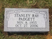 The Monument of Stanley Ray Padgett