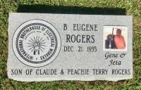 The Monument of B. Eugene