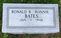 The Monument of Ronnie Bates