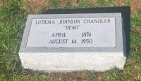 Ludema (Demi) Johnson Chandler
