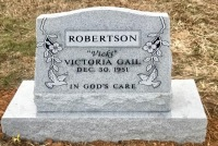The Monument of Victoria Gail Robertson