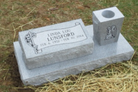 The Monument of Linda Lou Lunsford