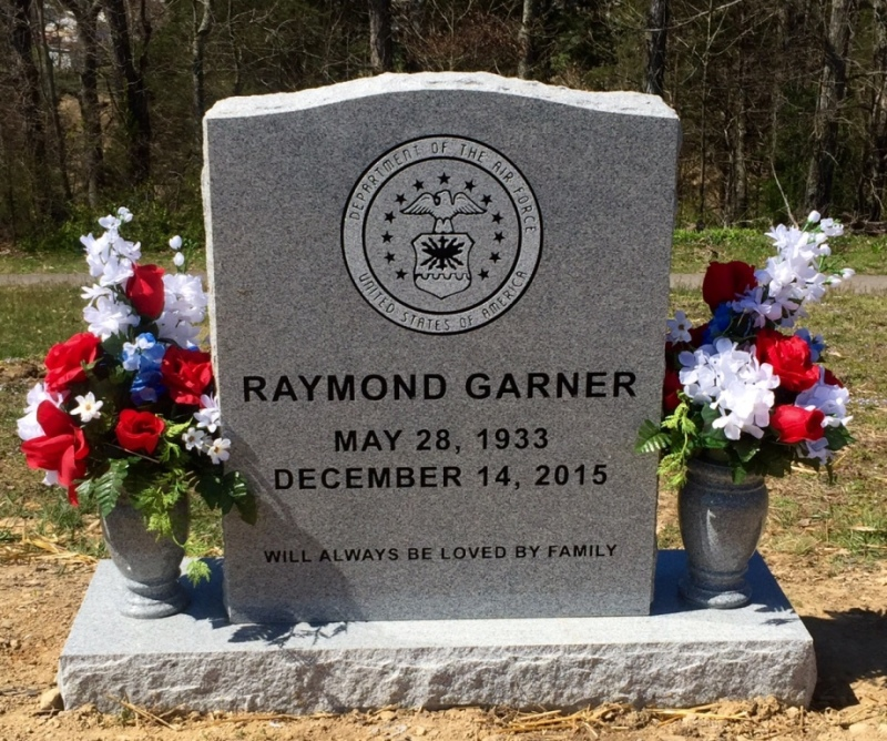 The Monument of Raymond Garner