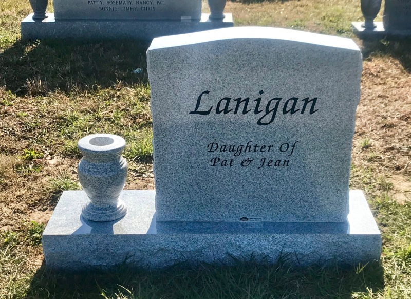 The Monument of Delilah Kay Lanigan