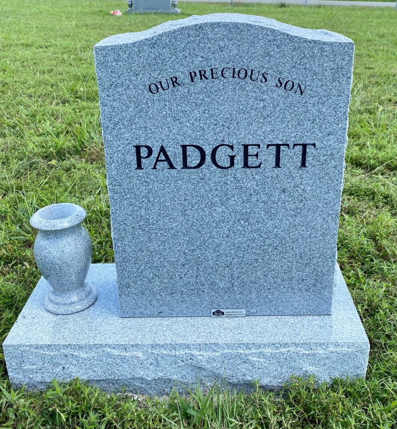 The Monument of Darryle Lynn Padgett