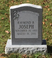 The Monument of Raymond B. Joseph