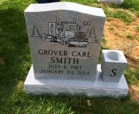 The Monument of Grover Carl (GG) Smith