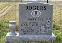 The Monument of Gary Lee Rogers