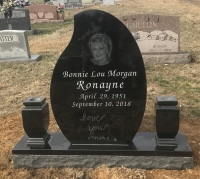 The Monument of Bonne Lou Morgan Ronayne