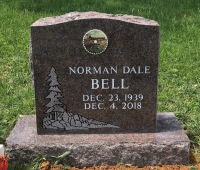 The Monument of Norman Dale Bell