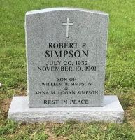 The Monument of Robert P. Simpson