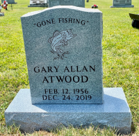 The Monument of Gary Allan Atwood