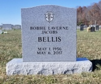 The Monument of Bobbie Laverne Jacobs Bellis