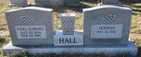 The Monument of Gershan and Ethel Eldridge Hall