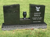 The Monument of Sarah Hall