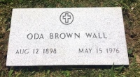 The Foot Marker for Oda Brown Wall