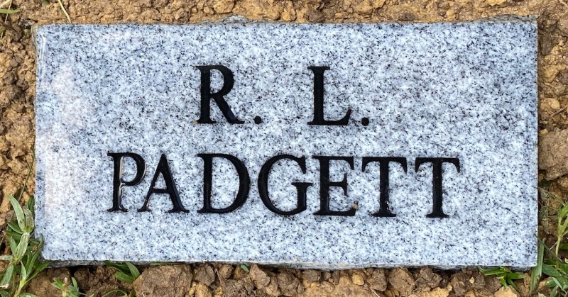 The Foot Markers for Padgett Lot