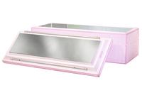 Athenian Pink White Bar Handles