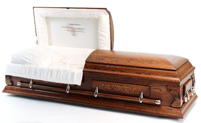 Burial Caskets