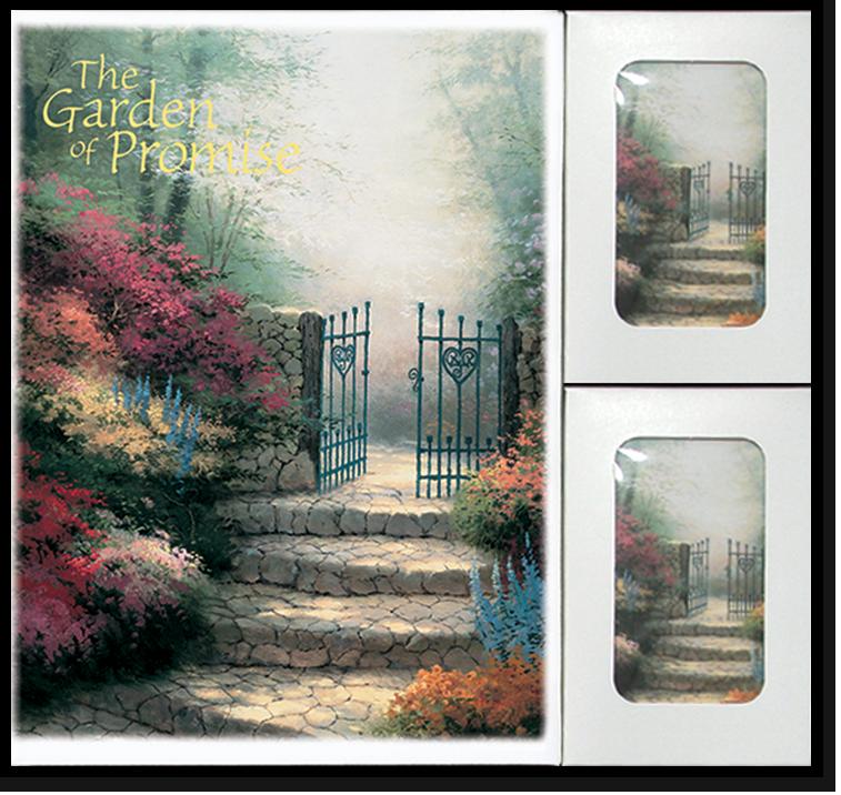 Garden of Promise Register Book Package