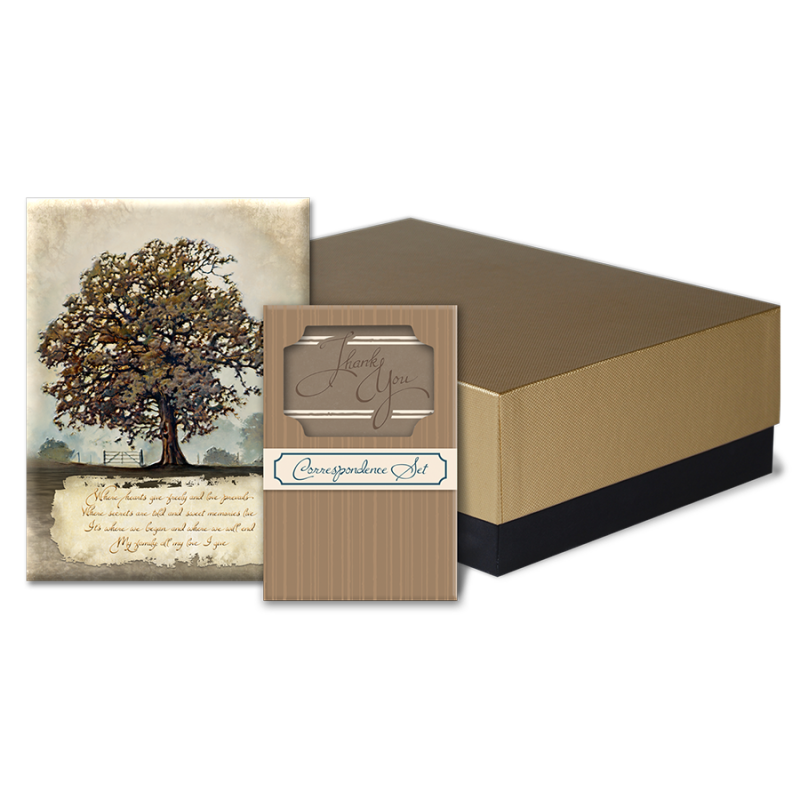 Family Tree Register Book Package