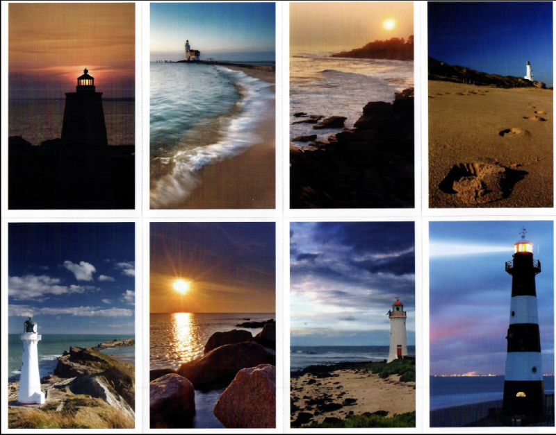 Lighthouse Assortment