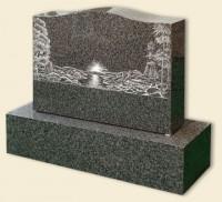 Double Black Granite