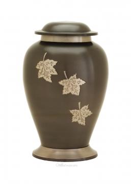 Avondale Russet Brown Brass Cremation