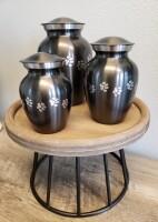 Classic Slate Paw Urns