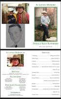 Full-page Program