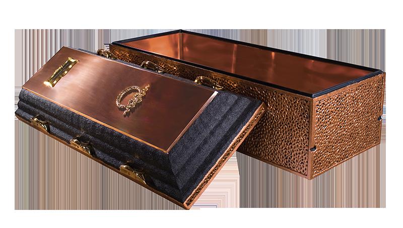 Reflection® Copper Burial Vault