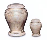 Solid Marble Urns