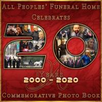 20th Year Anniversary Commemorative Photo Book