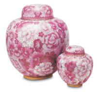 Magnolia Pink Cloisonné